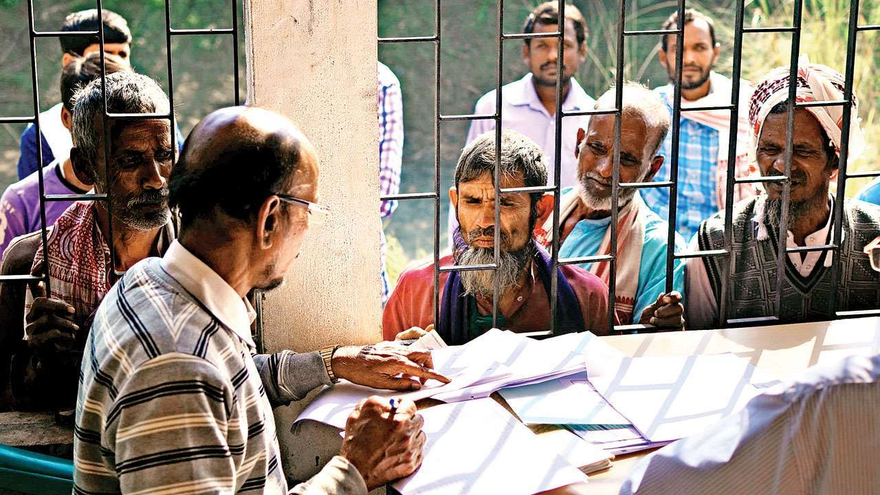 NRC: Assam Govt Has Published New List Of 1 Lakh People to claim their citizenship.