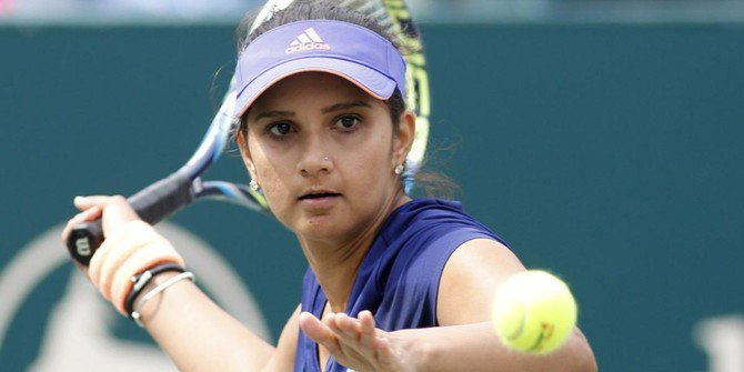 Sania Mirza Tweeted On The Advertisement War Between India and Pakistan.