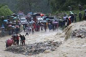 बाढ़ से प्रभावित राज्यों- केरल, महाराष्ट्र ,मध्य प्रदेश ,गुजरात ,कर्नाटक, उत्तराखंड |