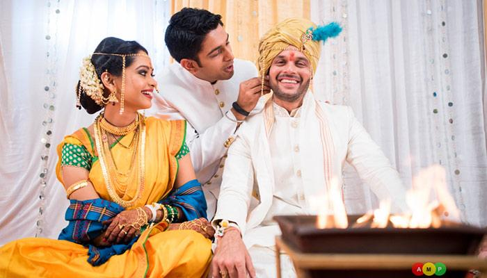 Mugdha Chaphekar And Ravish Desai Wedding