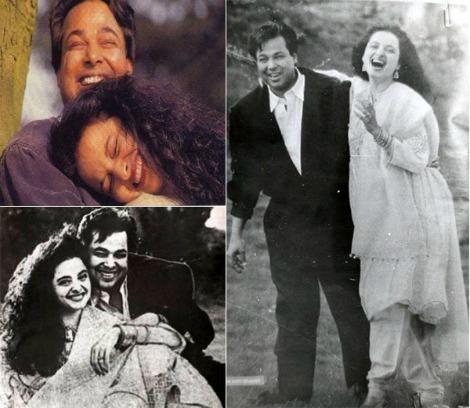 rekha & her husband