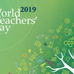 विश्व शिक्षक दिवस 2019