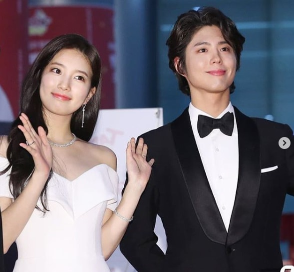 Bae Suzy Wit co Actor