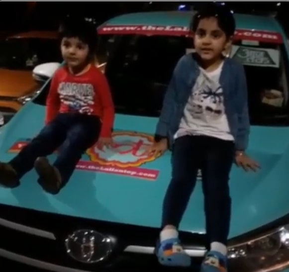 Saurabh Dwivedi Wiki Biography childrens