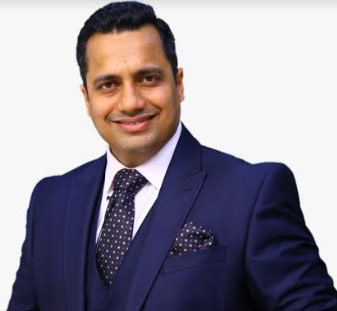 Dr. Vivek Bindra Wiki, Biography, Age, Wife, Career, Motivational Video, Family.