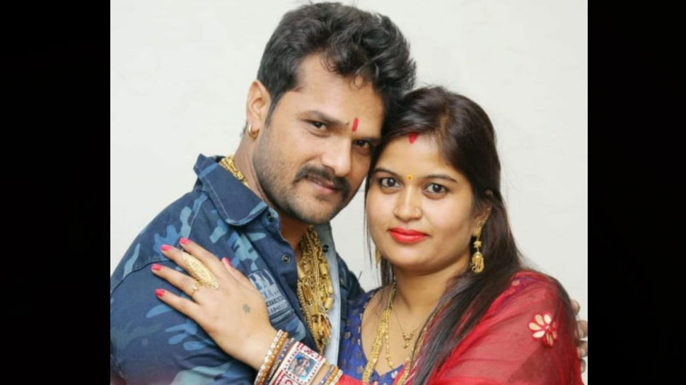 Khesari Lal yadav wife
