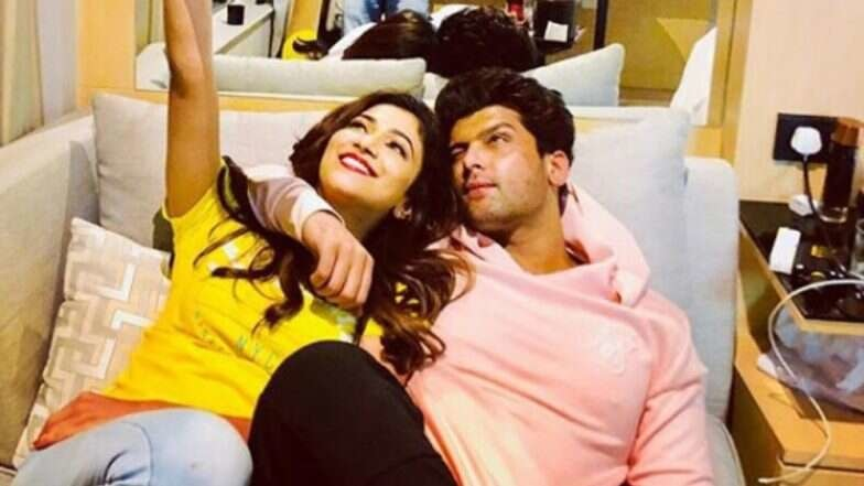Kaushal and Ridhima Pandit