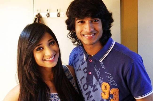 Vrushika and Shantanu Maheshwari