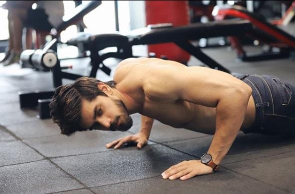 Avinash Mishra body