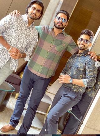 Prabh Gill friends