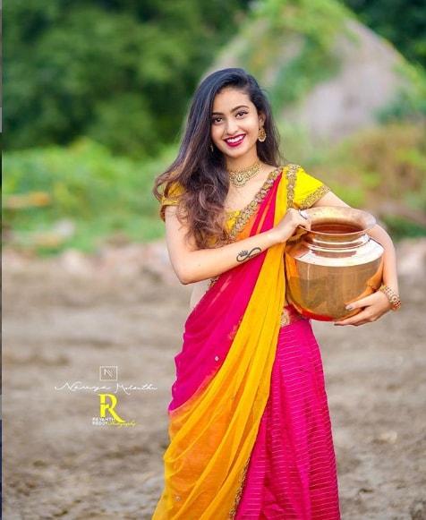 Deepika Pilli Tik Tok
