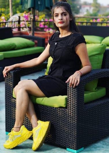 Alisha Rajput Wiki Biography