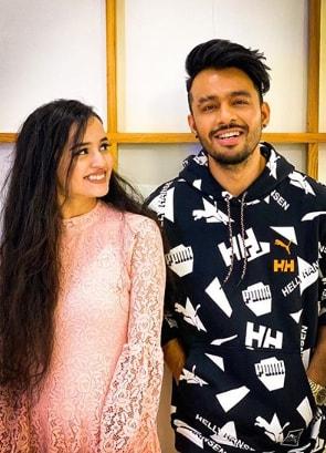 Ankita Chhetri with Jass Manak