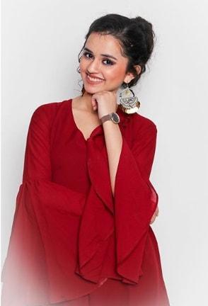 Ankita Chhetri Hot