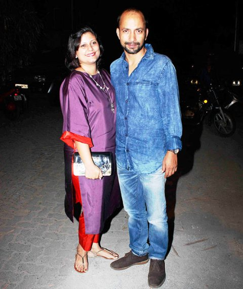 Deepak Dobriyal Wife