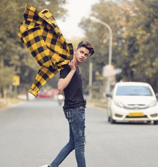 Lucky Dancer top 10 tik tok stars in india