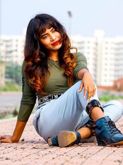 Megha Sahu Wiki biography