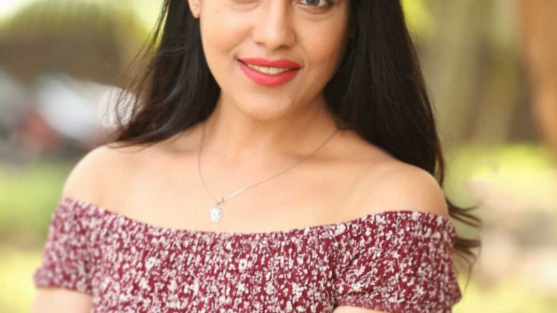 Trishna Mukherjee Biography