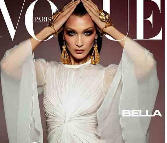 Bella Hadid Biography