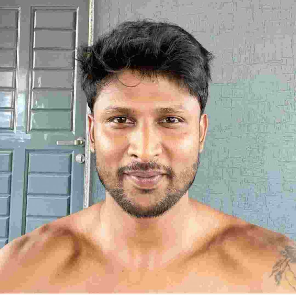 Gowtham Krishnappa