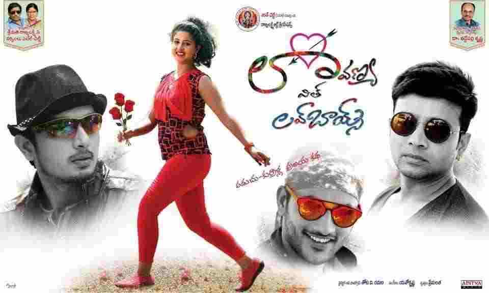 Parameshwar  Telugu Actor