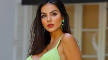 Luana Andrade Biography