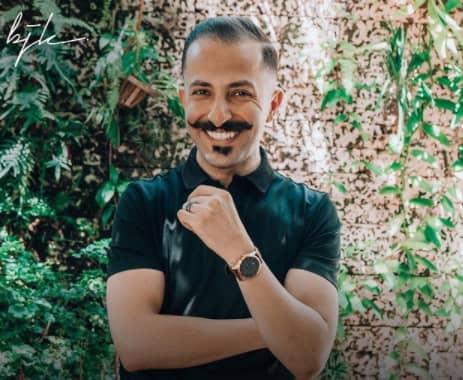 Bashar J Katou